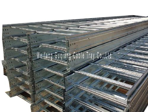 Ladder Type Hot Dip Galvanised Cable Tray
