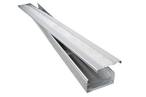 Trough Type Aluminum Alloy Cable Tray